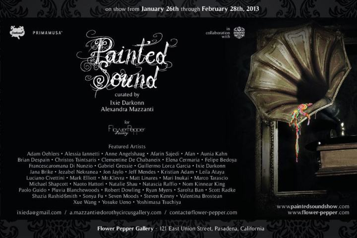 I am so happy to be part of this group show