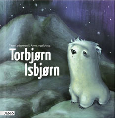 """Forside til """"Torbjørn Isbjørn"""""""