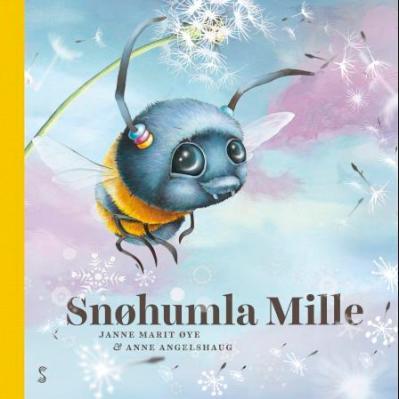 """Forside """"Snøhumla Mille"""""""