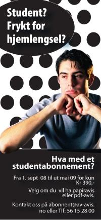 Annonse til Askøyværingen