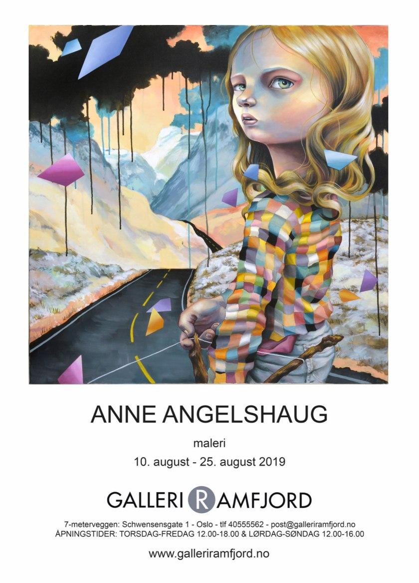 My solo show at Galleri Ramfjord opens next saturday at 12o´clock.