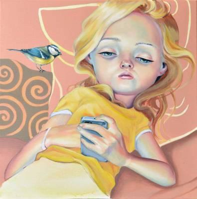 Little voice-Anne Angelshaug